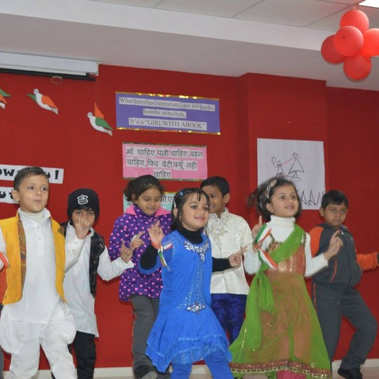 First Republic Day Celebration