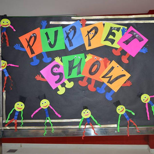 Day 2 - Puppet Show